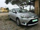 Chính chủ cần bán Toyota Vios E sx cuối 2015, xe gia đình không chạy taxi dịch vụ