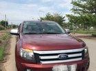 Bán ô tô Ford Ranger năm sản xuất 2013, màu đỏ, 480tr