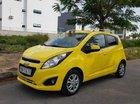 Bán ô tô Chevrolet Spark đời 2013, màu vàng, số sàn