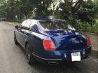 Gia đình bán xe Bentley Flying Spur Speed 2009, màu xanh lam, xe nhập