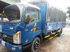 Bán xe tải Veam VT340S 3.49 tấn (3T5), thùng dài 6.2 mét, động cơ Isuzu