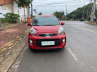 Bán ô tô Kia Morning sản xuất 2018 màu đỏ, trả trước 100tr có xe ngay