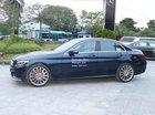 Bán Mercedes C300 AMG 2018 xanh Cavansite, nội thất be, call 0934299669