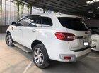 Bán Ford Everest Titanium 2.2AT sản xuất 2016, màu trắng, xe nhập