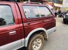 Cần bán lại xe cũ Ford Ranger MT sản xuất 2002, màu đỏ