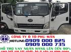 Bán xe Faw 7.3 tấn, máy Hyundai, thùng 6M2