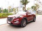 Cần bán Hyundai Tucson Limited 2.0 AT đời 2016, màu đỏ, nhập khẩu