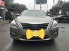 Bán ô tô Nissan Teana đời 2013 màu vàng, giá tốt, xe nhập