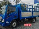 Bán trả góp xe tải Thaco Foton M4-600 E4 máy Cummin tải 5 tấn thùng 4.35m Tiền Giang, Long An, Bến Tre
