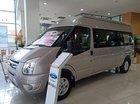 Bán xe Ford Transit cũ và mới, giá chỉ từ 725 triệu đồng
