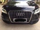Bán Audi Q5 2.0 AT năm 2014, màu đen, xe zin 100%