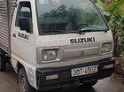 Bán Suzuki Super Carry Truck thùng kín năm 2009, màu trắng, giá rẻ