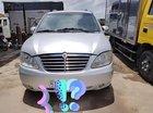 Cần bán xe Ssangyong Stavic đời 2008, màu bạc, nhập khẩu nguyên chiếc