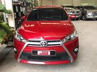Cần bán gấp Toyota Yaris G năm 2017, màu đỏ, nhập khẩu nguyên chiếc