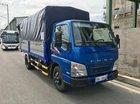 Bán xe tải Mitsubishi Fuso, tải 2.1t thùng 4.35m, động cơ Euro 4 2018