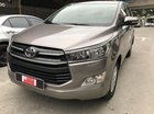 Bán xe Toyota Innova 2.0E 2016 mẫu mới, số sàn, màu đồng, mới đi 57.000km, hỗ trợ trả góp