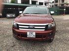 Bán Ford Ranger XLS 2.2MT 2015, màu đỏ bóc đô, nhập khẩu nguyên chiếc, giá 535tr