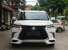 Cần bán xe Lexus LX 570 Super Sport đời 2019, màu trắng, xe nhập Trung Đông
