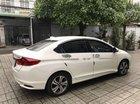 Cần bán xe Honda City số tự động, sản xuất 2017, số km 32000 ngàn