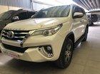 Cần bán xe Toyota Fortuner 2.7V (4x2) đời 2017, màu trắng, xe nhập
