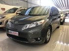 Cần bán xe Toyota Sienna LE năm sản xuất 2010, màu xám (ghi), nhập khẩu nguyên chiếc