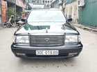 Bán ô tô Toyota Crown sản xuất 1995, màu đen, 199 triệu, xe nhập