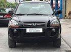Cần bán Hyundai Tucson 2.0 AT 2009, màu đen, nhập khẩu Hàn Quốc số tự động