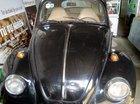 Bán xe Volkswagen Beetle trước năm 1990, màu đen, xe nhập chính chủ, giá 320tr