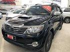 Toyota Fortuner G đời 2016, màu đen