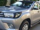Bán Toyota Hilux nhập khẩu 2.5E MT số sàn model 2017 đời T8/2016, màu bạc tuyệt đẹp mới 95%