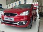 Hot - Mitsubishi Mirage số sàn, màu đỏ đẹp từng cm tại Đà Nẵng, góp 80%, liên hệ 0931911444