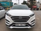 Cần bán Hyundai Tucson đời 2018 màu trắng, 840 triệu