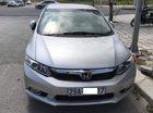 Bán xe Honda Civic 1.8AT đời 2012, màu bạc