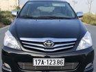 Cần bán xe Toyota Innova 2.0 AT năm 2008, màu đen