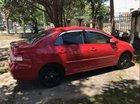 Gia đình bán xe Toyota Vios năm sản xuất 2008, màu đỏ