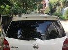 Gia đình bán Nissan Livina đời 2010, màu trắng, nhập khẩu