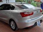 Bán Kia Rio 1.4 MT năm sản xuất 2015, màu bạc, xe nhập