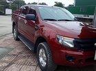 Bán ô tô Ford Ranger XLS 2.2L 4x2 MT 2013, màu đỏ, xe nhập