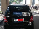 Cần bán Mercedes A140 sản xuất 2003, màu đen, nhập khẩu nguyên chiếc