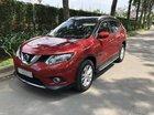 Cần bán xe Nissan X trail 2018, màu đỏ zin cực mới lướt 1 vạn 7, còn bảo hành
