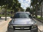 Cần bán lại xe Ford Ranger năm sản xuất 2010, màu xám, nhập khẩu nguyên chiếc, giá 320tr