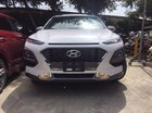 Cần bán xe Hyundai Kona 1.6AT đời 2018, màu trắng