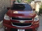 Bán Chevrolet Colorado 2016 số sàn 2 cầu màu đỏ