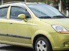 Gia đình bán Chevrolet Spark 0.8 MT 2010, màu xanh cốm
