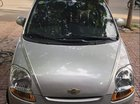 Bán Chevrolet Spark MT sản xuất 2014, màu bạc
