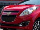 Cần bán lại xe Chevrolet Spark đời 2018, màu đỏ, nhập khẩu nguyên chiếc, giá tốt