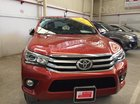 Bán Toyota Hilux 3.0 đời 2016, màu cam, nhập khẩu