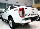 Ford Ranger XLS, XL, XLT 2.2L mới, có xe giao ngay, tặng nắp, lót, kính, sàn, cam, hỗ trợ trả góp 90%, LH 0911.777.866