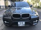 Bán ô tô BMW X6 xdrive 3.5si năm 2009, màu xanh lục, giá 790 triệu có BH 2 chiều mới mua 2019