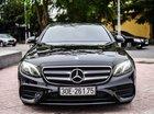 Bán Mercedes E300 AMG sản xuất 2016, màu đen, nhập khẩu